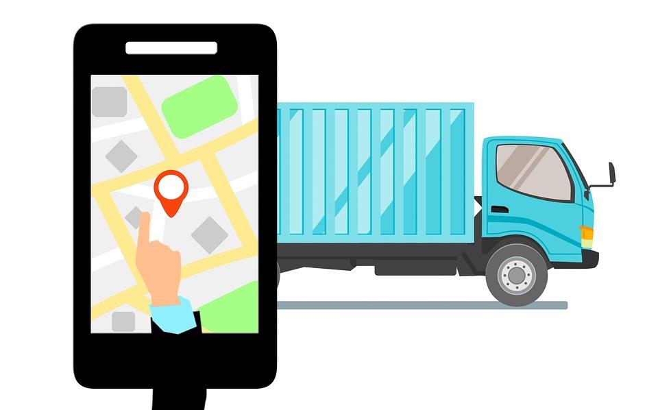 GPS pracenje robe