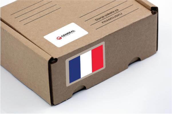 Slanje Paketa Za Francusku